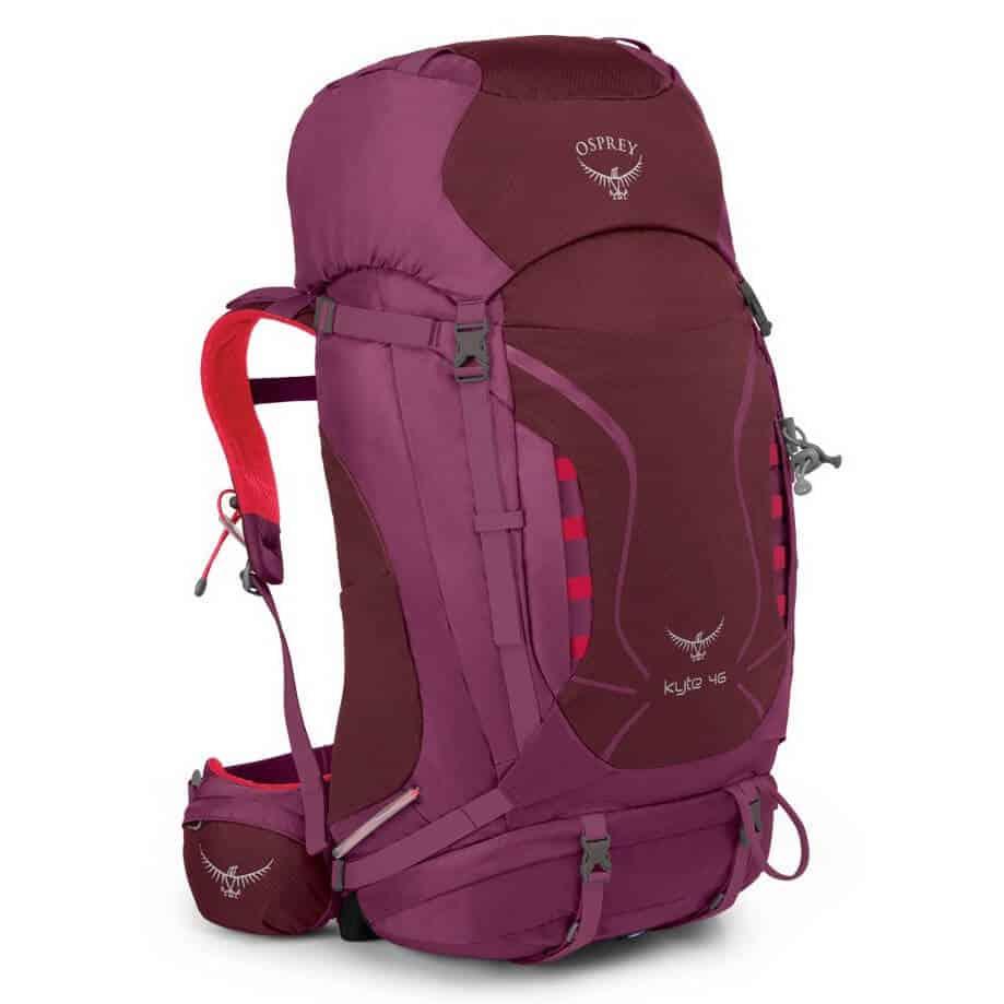 mochila de viaje para mujer pequeña